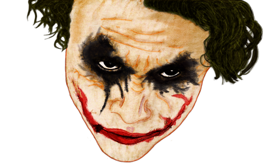Joker Painting The_Joker_by_Mxthod