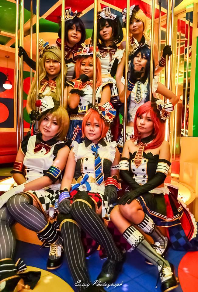 Love Live Idolized/Awakened Cafe Maid Group by mSbLo0dYgUrL-04