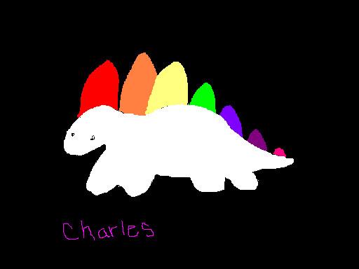 Charles my Dino friend by dinothesaur