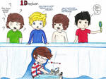 One direction: weekends