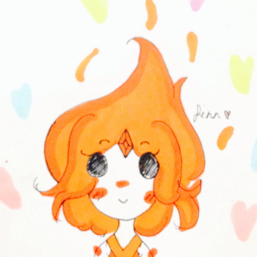 Flame Princess! by Yui-Pon