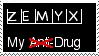 Zemyx: my drug by catcrazygirl