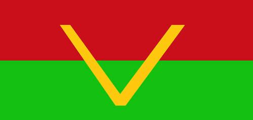 Flag of South Kasai