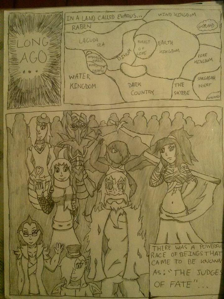Freebane Chapter 1 Page 1