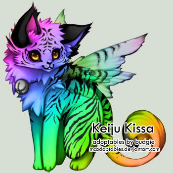 Professor-Kirby : Iris by MCAdoptables