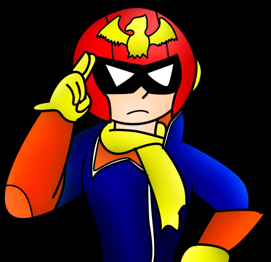 Captain Falcon by Mosqueda29