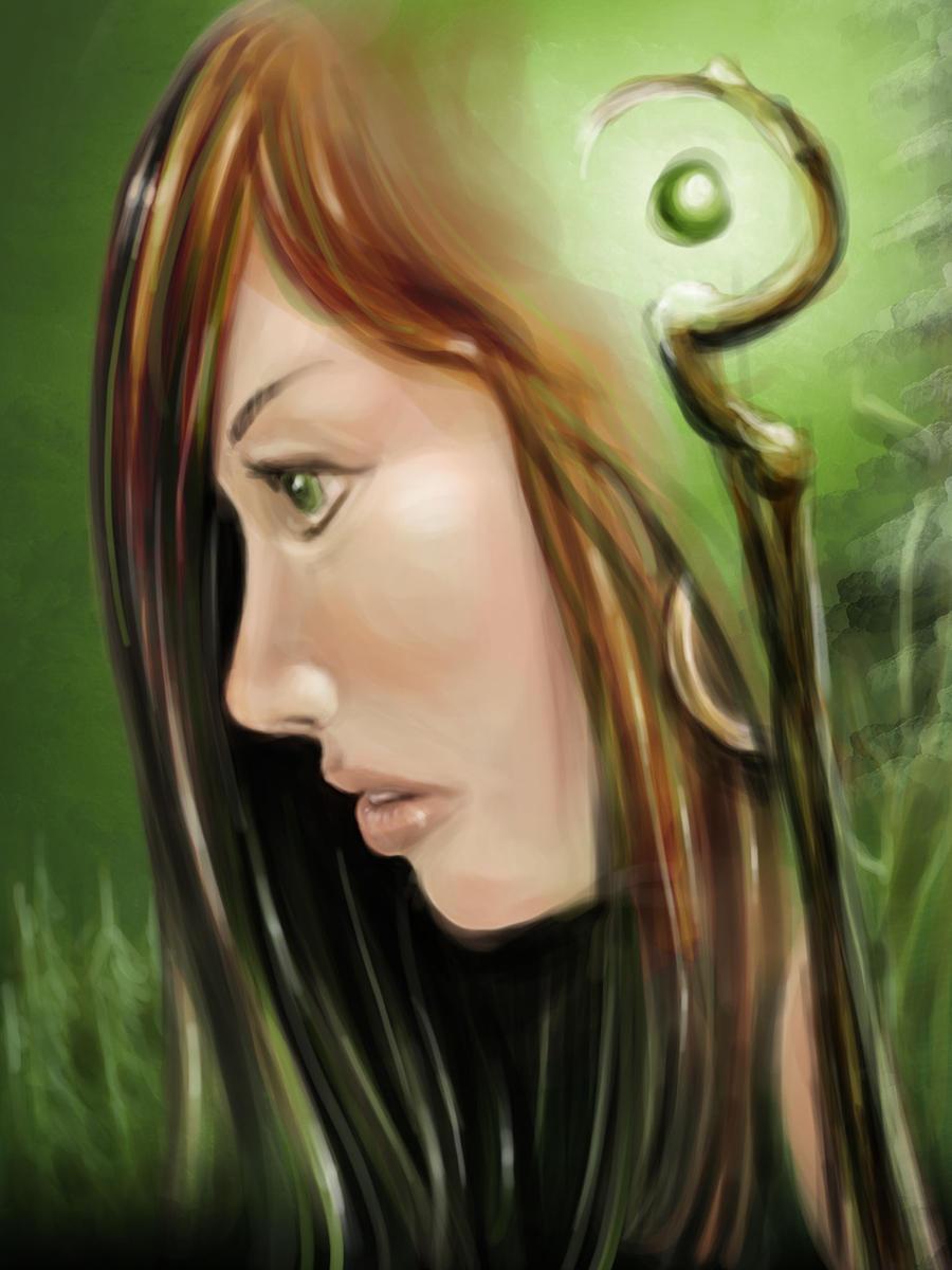 Druid? by Sem-Jaza