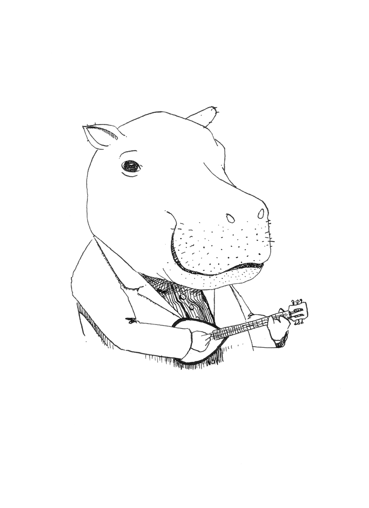 The Hippopotamus by pachryso