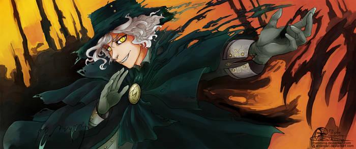 Fate/GO: Edmond Dantes by Arrancari