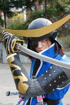 Date Masamune - Sakuracon 2012