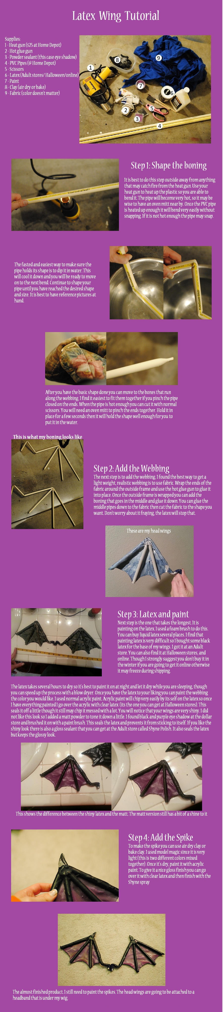 Latex Wing Tutorial by nikkiolie