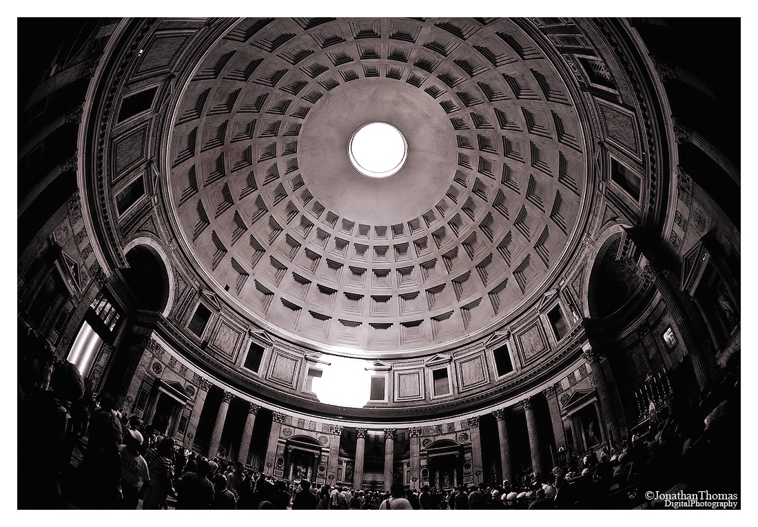 The Pantheon by JonnyGoodboy