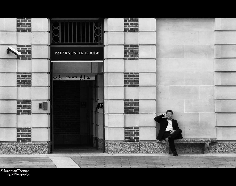 Constant Surveillance by JonnyGoodboy
