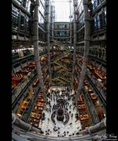 The Atrium by JonnyGoodboy