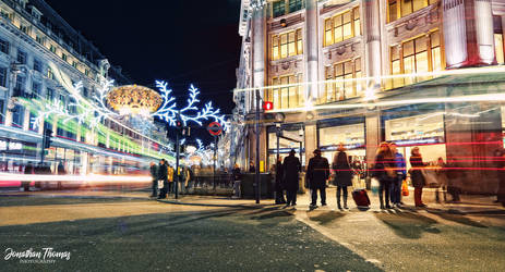Tis the Christmas Blitz by JonnyGoodboy