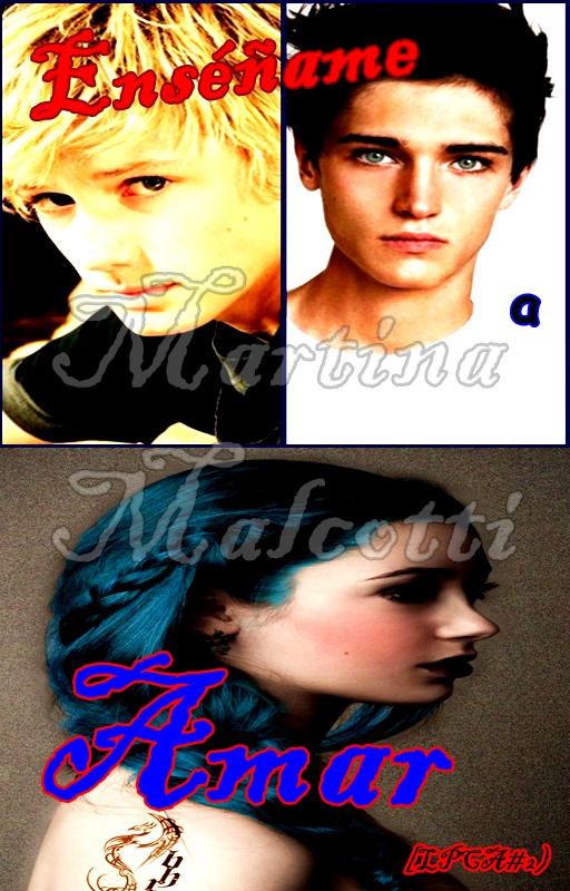 Ensename a Amar (LPCA#2) by matum2000