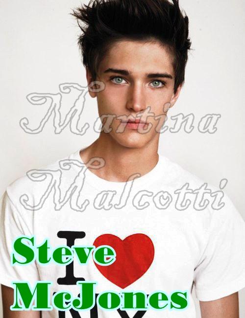 Steve McJones by matum2000