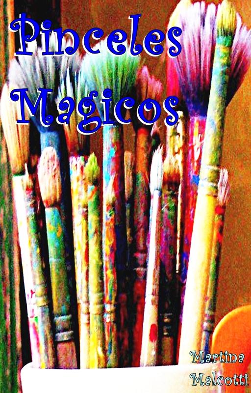 Pinceles Magicos (Portada) by matum2000