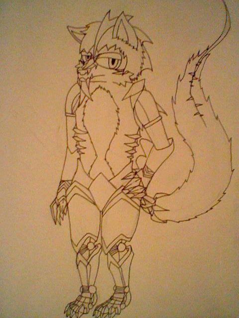 Vlint by Cyberwolf7777