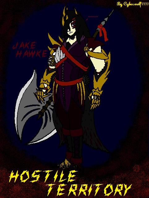 Hostile Hawke by Cyberwolf7777