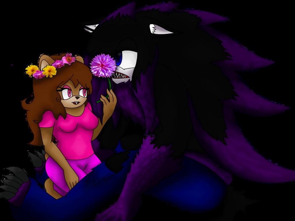 Flowers by Cyberwolf7777