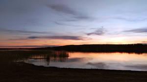 Sunset Lake II