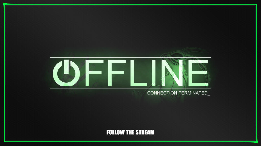Twitch Offline Screens Golfclub