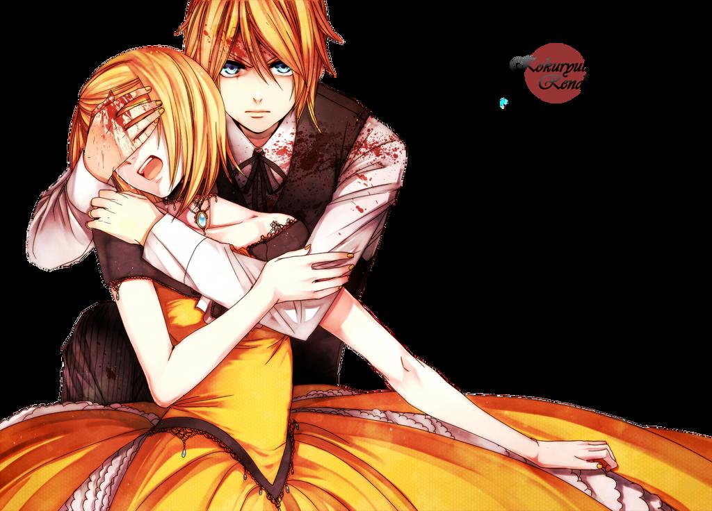 Rin And Len Kagamine Tumblr Rin et Len Kagamine by