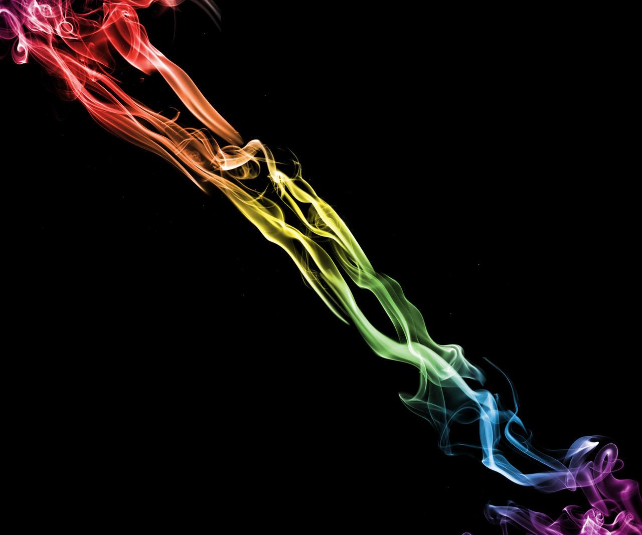 Rainbow Wallpaper By Archangel4434 On DeviantArt