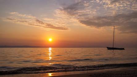 Early morning by Geliana7
