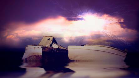 Thunderstorm by Geliana7