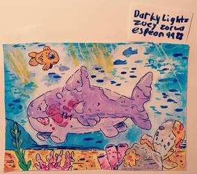 Shark with legs (dtiys)