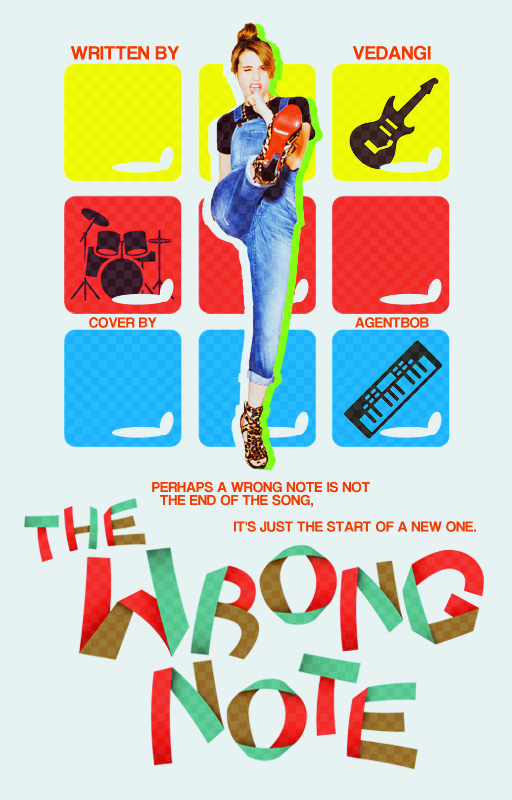 Wattpad Book Cover Resources : The wrong note wattpad cover by agentbored on deviantart