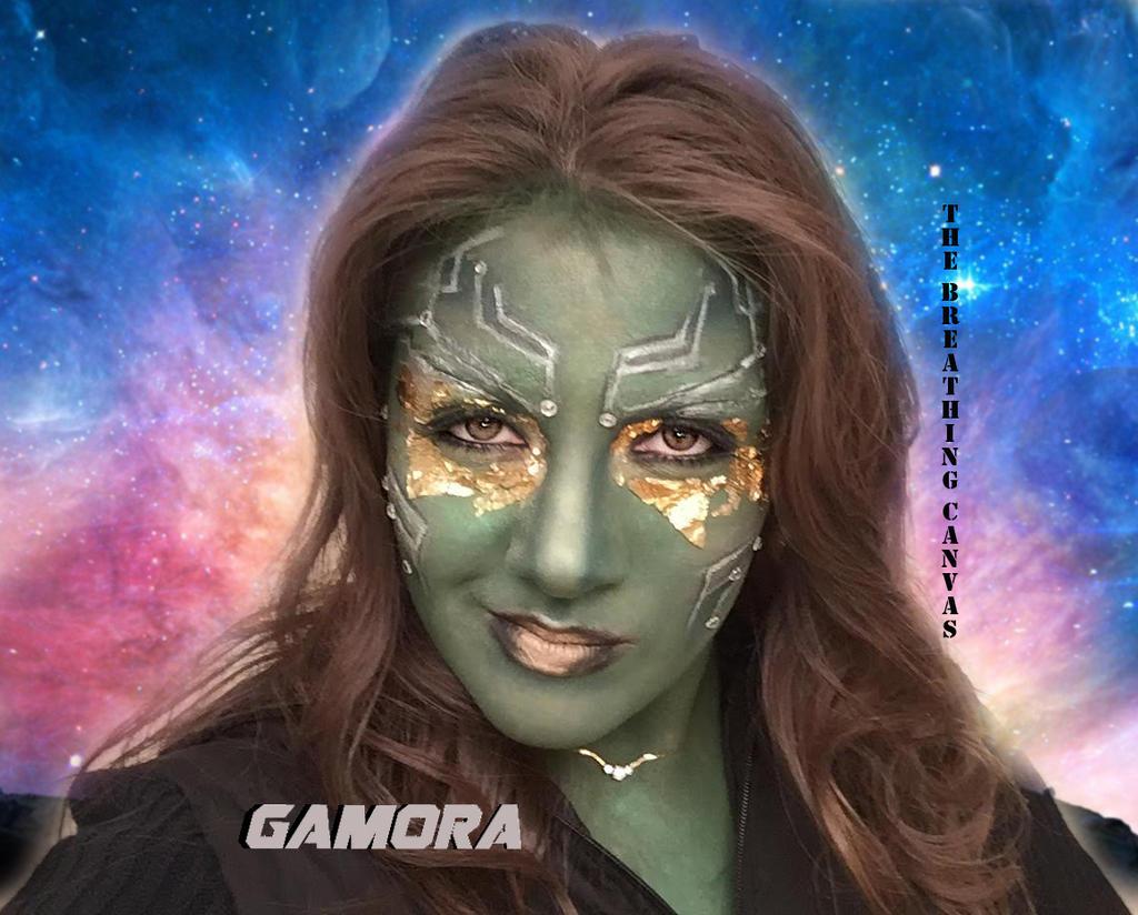 gardians nebula face - photo #31