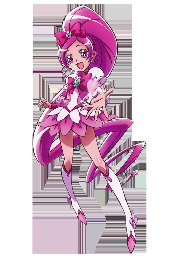Cure Blossom by candycanecroft on DeviantArt Joker Smile Png