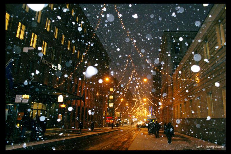 It snows in Hellsinki II by Anne1392