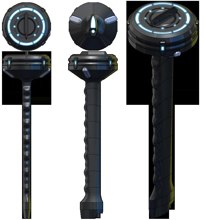 Dos armas y un mismo destino. [Creación] Gantz_Kanata_Final_by_Darkmeteorix