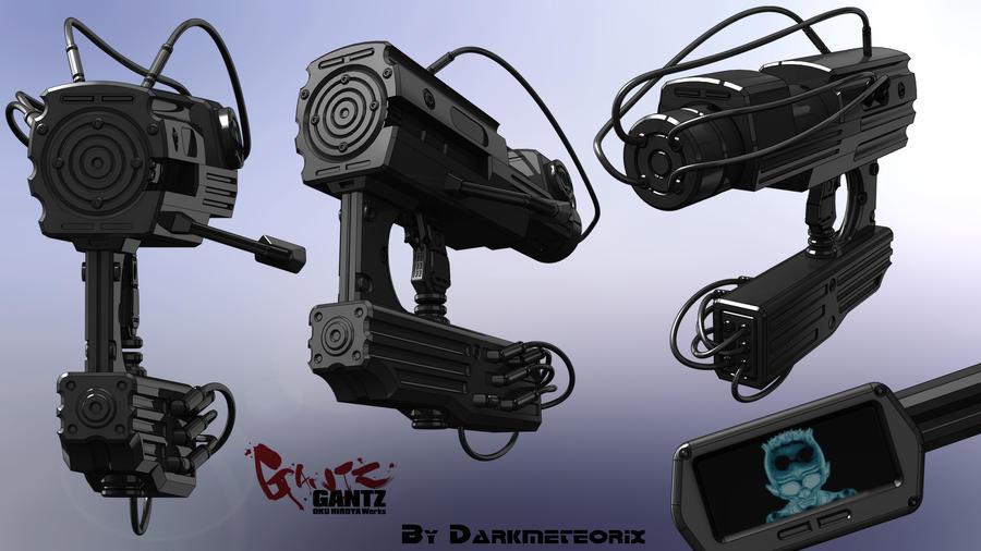 H-Gun v2.0 Final by Darkmeteorix