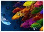 Color me ! by ajishrocks