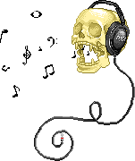 Skull Music by animegal123