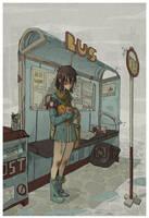 busstop by lemon5ky