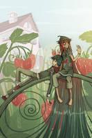 Strawberry by lemon5ky