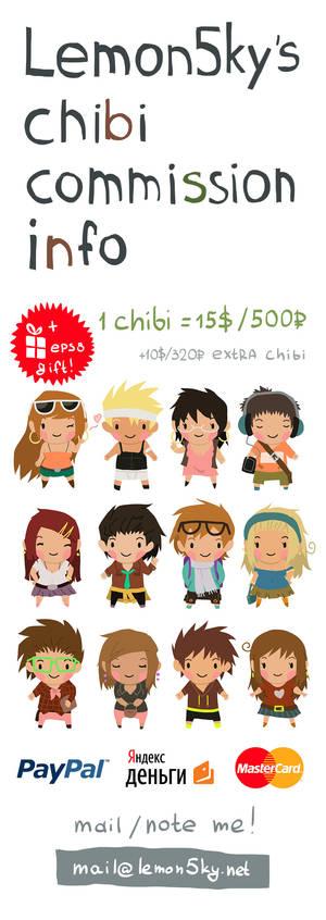 Chibi Commission