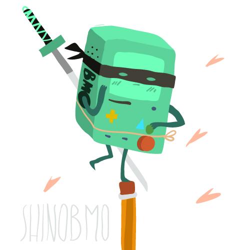 shinobmo by lemon5ky