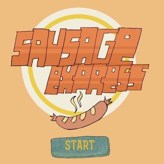 Sausage express demo game by lemon5ky