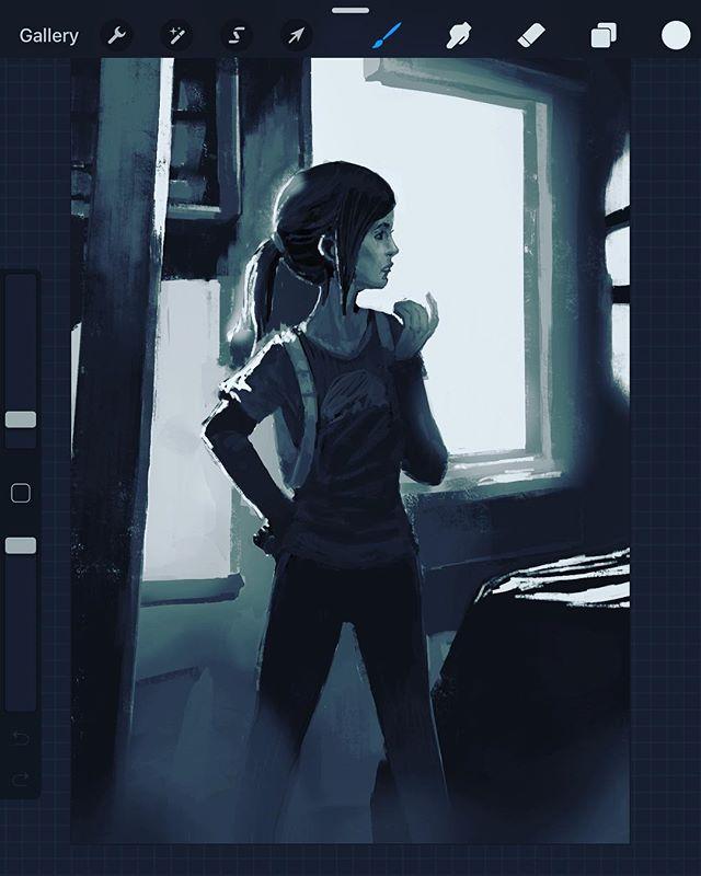 Ellie mono by lemon5ky