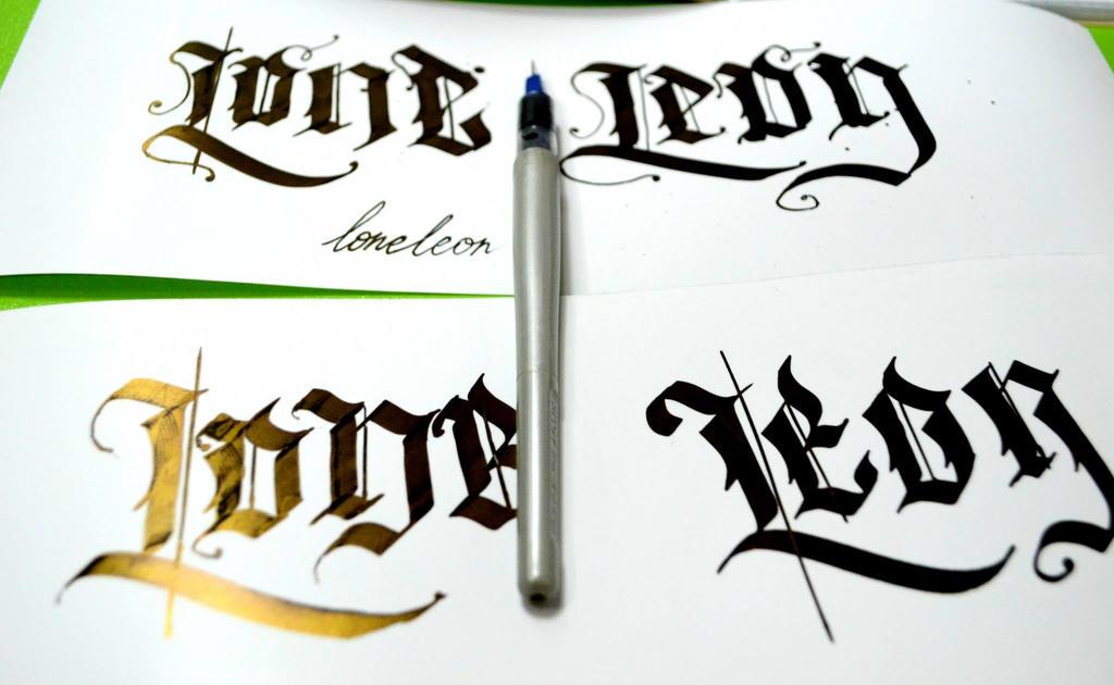 lone leon WPI by 32-D3519N