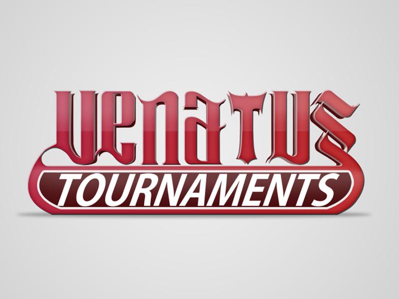 Venatus Tournaments Logo by 32-D3519N