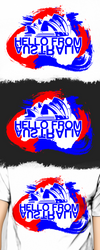 Hello from Australia (renew) by 32-D3519N