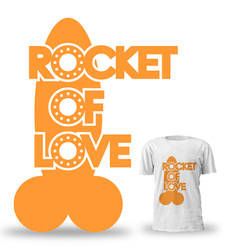 Rocket of Love by 32-D3519N